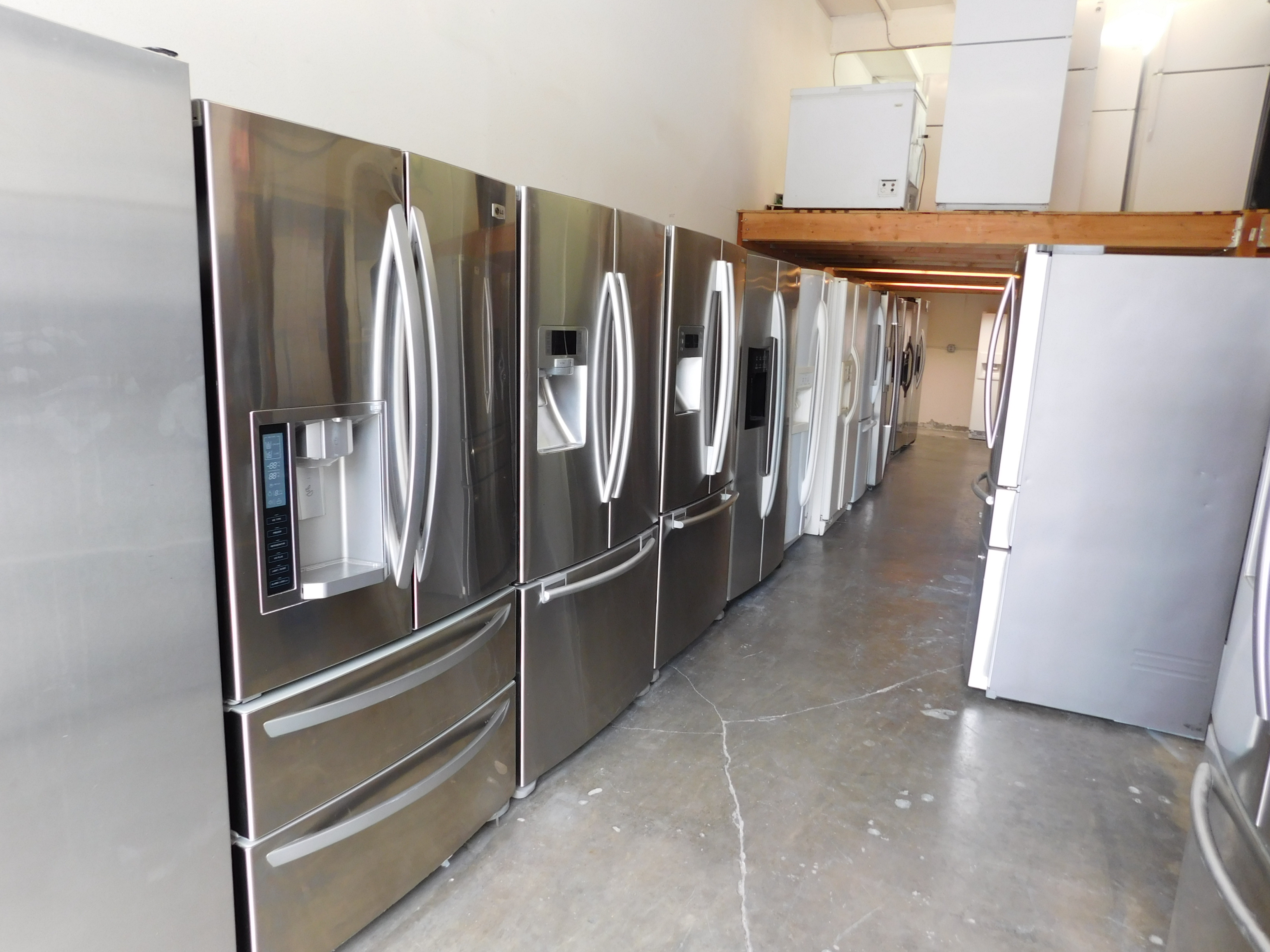 buy used appliances