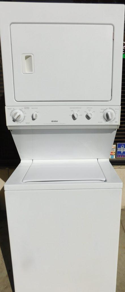 Stack Kenmore Washer Amp Dryer Full Size 220v Sold